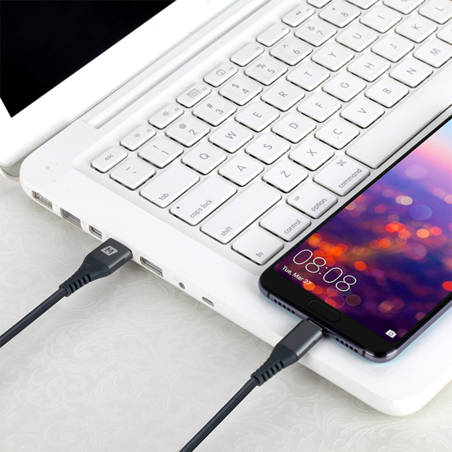 Momax Кабель USB Type-C Elite Link 1.2m DTA10 – фотография 5