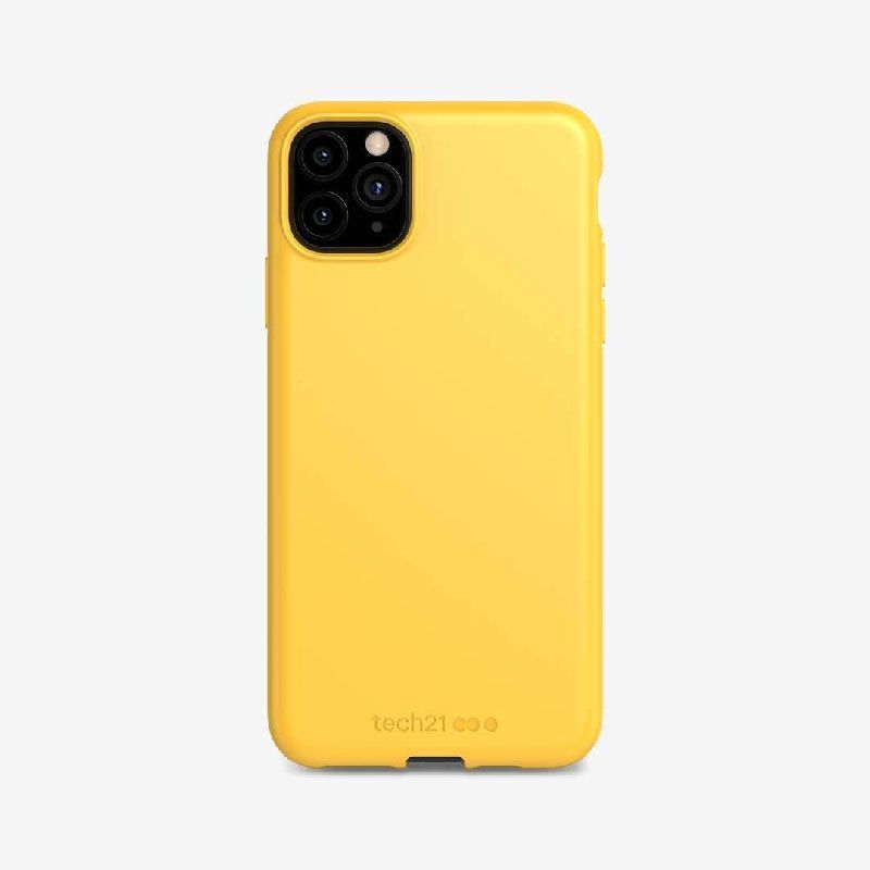 Tech21 Studio Colour Чехол для iPhone 11 Pro Max Желтый T21-7291