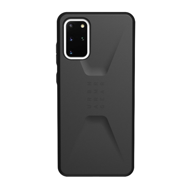 UAG Civilian Чехол для Samsung Galaxy S20 Plus Черный 21198D114040