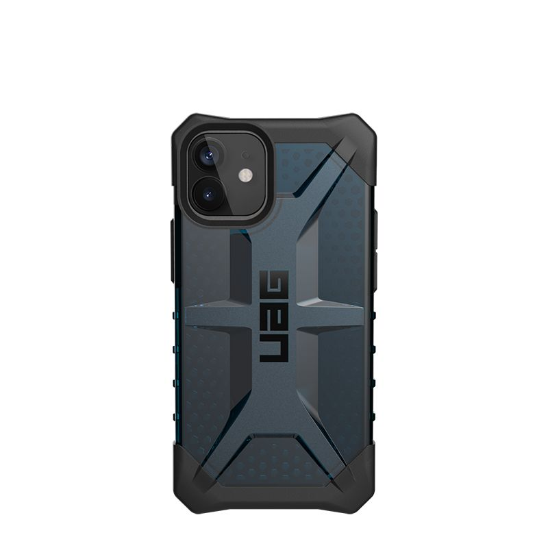 UAG Plasma Чехол для iPhone 12 Mini (5.4″) Синий 112343115555